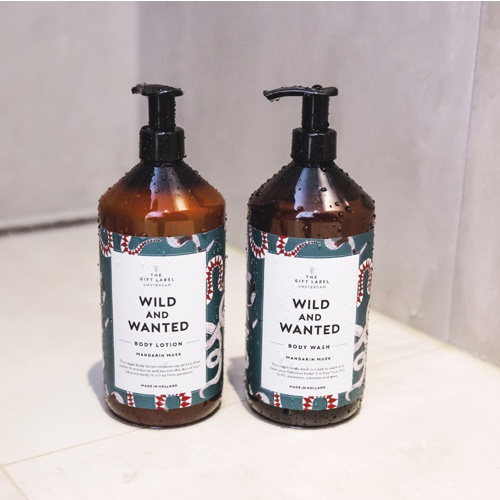Body wash Wild and Wanted